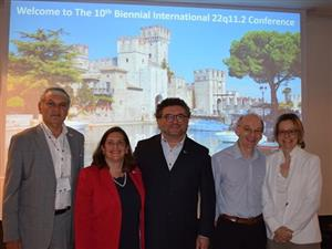 Organizers of the Sirmione Conference