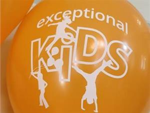 Exceptional Kids Balloon